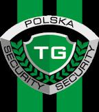 Logo firmy TG SECURITY POLSKA